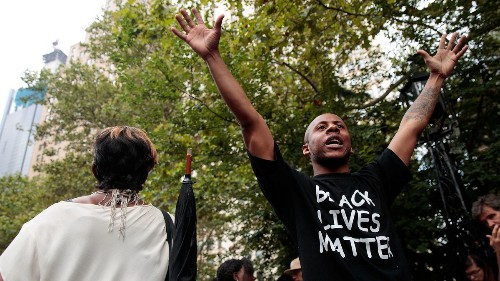 Black Lives Matter has signed onto a platform in time for the presidential election. Here's what it says