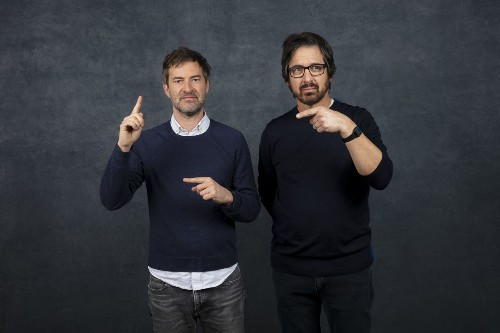 How fear and 'Everybody Loves Raymond' convinced Ray Romano to star in Netflix's 'Paddleton'