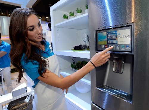 Refrigerator among devices hacked in Internet of things cyber attack
