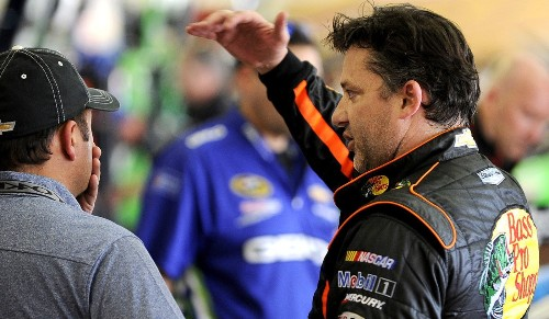 Tony Stewart says he missed races out of respect for Ward and family