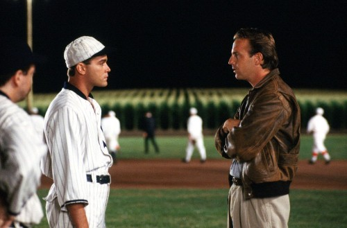 Morning Briefing: Who was the voice in 'Field of Dreams'?