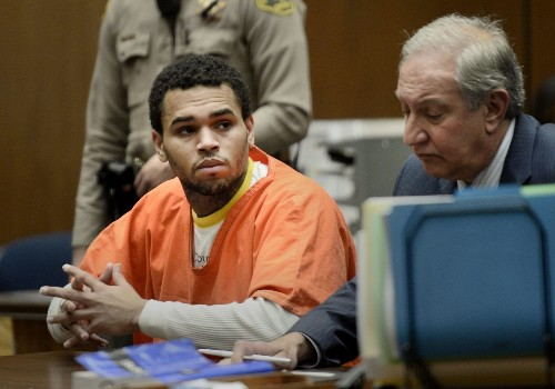 Chris Brown's new one-year jail sentence means he'll be out soon