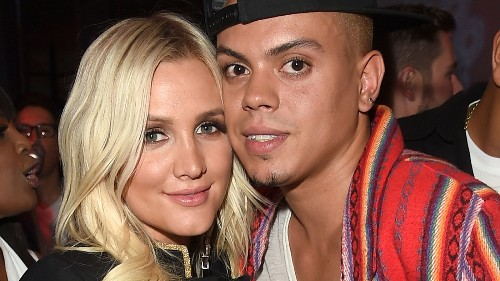 Ashlee Simpson, Evan Ross reportedly welcome a baby girl