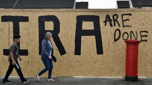 Northern Irish police arrest 2 in killing of journalist Lyra McKee