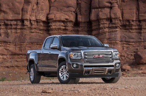 GM orders dealers to stop selling Chevy Colorado and GMC Canyon trucks