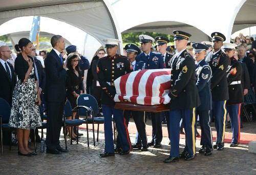 Remains of sailors and Marines killed at Pearl Harbor to be identified