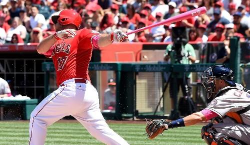Garrett Richards, Chris Iannetta lead Angels past Astros, 3-1