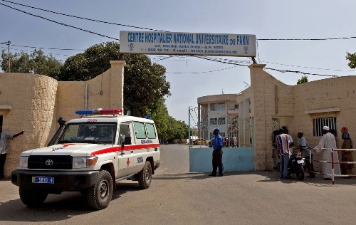 Senegal's first Ebola case raises fear about virus' spread - Los Angeles Times