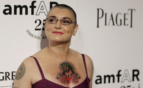 Sinead O'Connor posts pained note to Facebook page