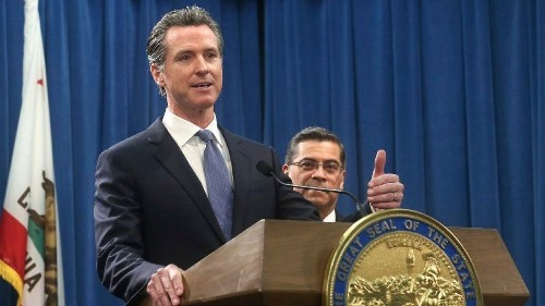 Essential California: See you in court, Trump