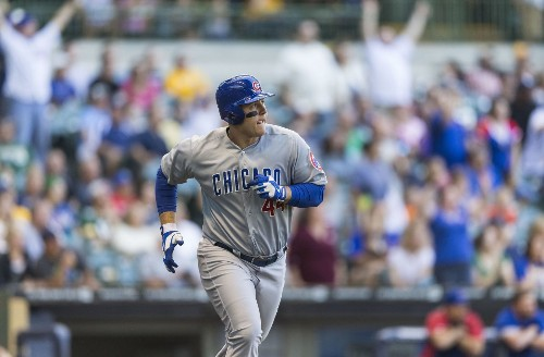 Chicago Cubs' Anthony Rizzo guarantees NL Central title