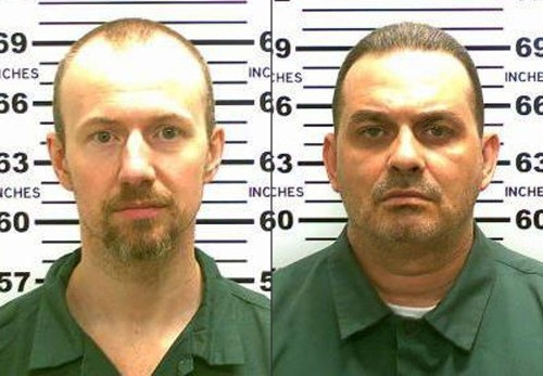 Two escaped killers still on the loose; New York officials offer $100,000 reward