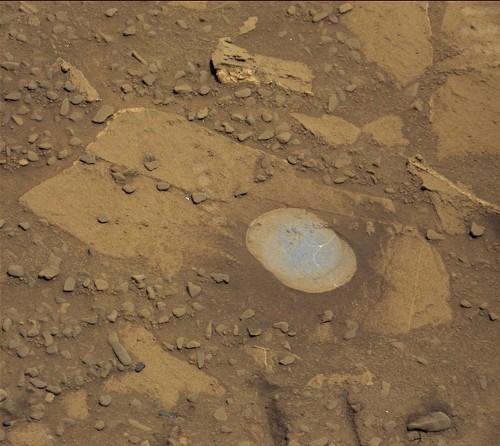 Mars rover Curiosity skips 'Bonanza King' rock, heads for Mt. Sharp