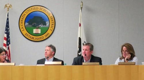 La Cañada Unified board appoints Kuszyk next president, Radabaugh VP - Los Angeles Times