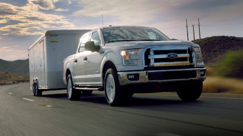 Ford announces pricing on all-new aluminum F-150 truck - Los Angeles Times