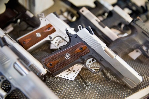 Does owning a gun make you safer? - Los Angeles Times