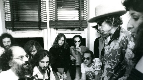 Bob Dylan, jailhouse phone calls and a movie from hell: My life with the Rolling Thunder Revue