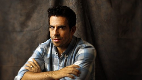 Lost in a 'Walking Dead' maze with horror film director Eli Roth