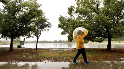 May is proving to be a wet blanket for California — and more rain is on the way