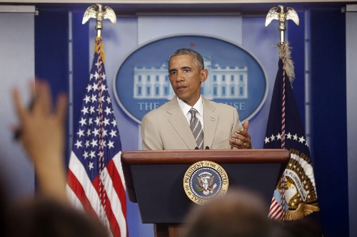Support for U.S. overseas involvement jumps, poll finds - Los Angeles Times