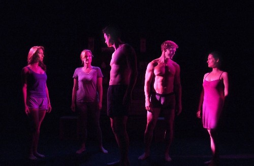 'The Sexual Life of Savages' at the Beverly Hills Playhouse