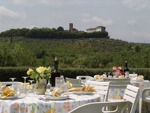Italy: Cooking classes are the highlight of fall culinary tour in Tuscany - Los Angeles Times