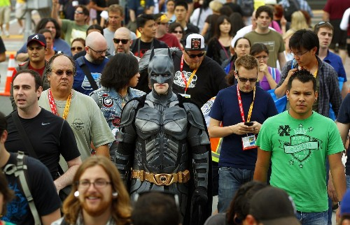How you can keep up on all the Comic-Con news with Hero Complex - Los Angeles Times