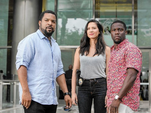 'Ride Along 2' review: Kevin Hart, Ice Cube skid into sequel
