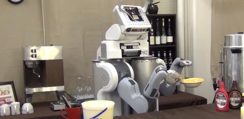 New robot learns from plain speech, not computer code