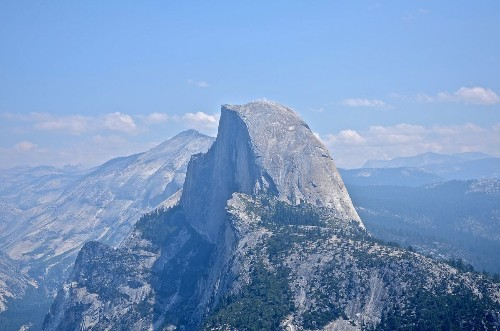 National park tips: Here's how to hike Half Dome in Yosemite