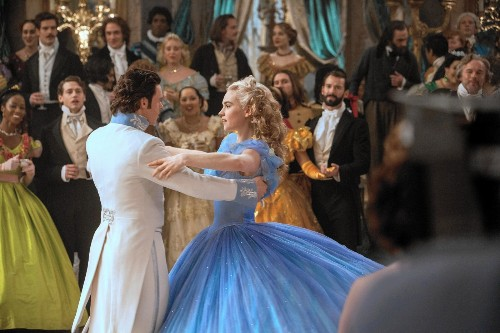 In 'Cinderella,' no sly asides. Goodness and romance rule