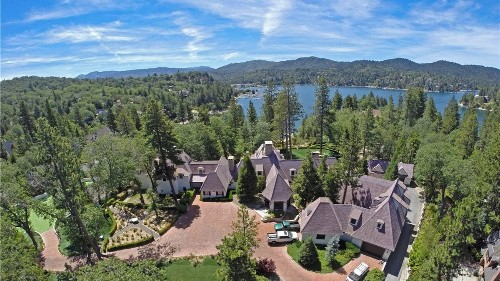 Hilltop, MCA co-founder Jules Stein's onetime mountain estate, eyes a buyer