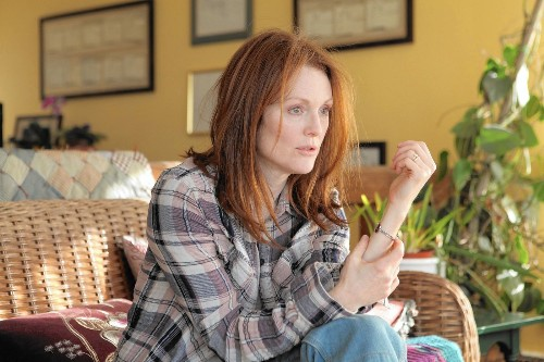 Home entertainment: Heartbreaking 'Still Alice' may help some distressed families