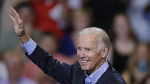 Joe Biden: Pain, loss and the art of authenticity - Los Angeles Times