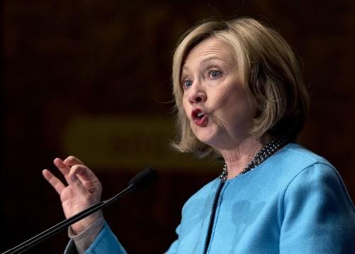 Hillary Clinton's identity crisis