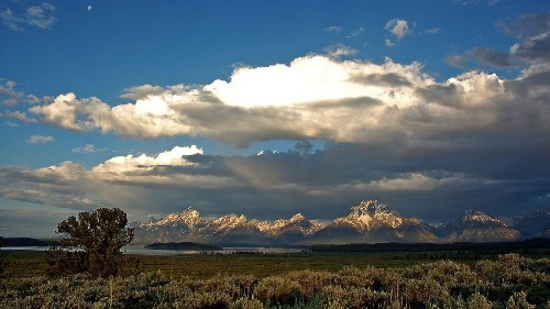 Planning a trip to Grand Teton National Park? Here's a room discount good in winter and summer - Los Angeles Times
