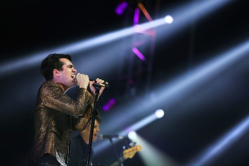 Here's what's weird about Panic! at the Disco's new No. 1 album