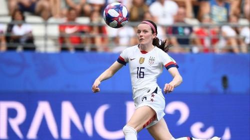 Women's World Cup: U.S. isn't sweating short break before playing France