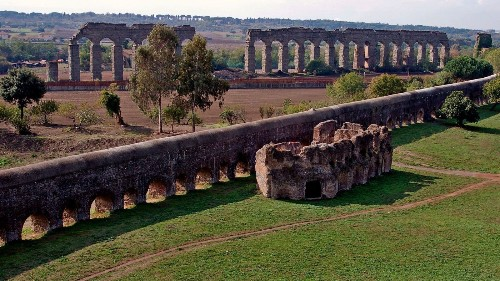 Was the fall of Rome a biological phenomenon? - Los Angeles Times