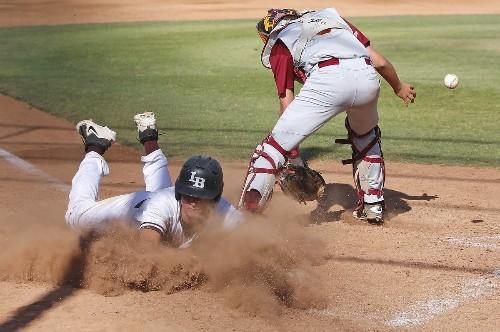 High School Roundup: Jeremy Hayes' grand slam helps Laguna Beach baseball beat Newport Harbor