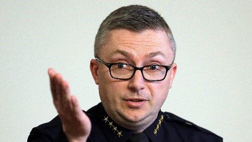 Report links Oakland police chief's resignation to officer sex scandal