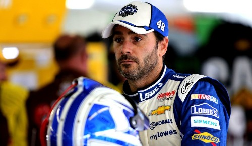 Jimmie Johnson: Tony Stewart incident 'completely an accident'