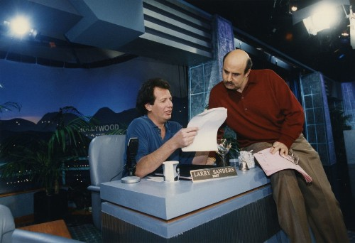 Garry Shandling's 'The Larry Sanders Show' is where the new age of television really began - Los Angeles Times