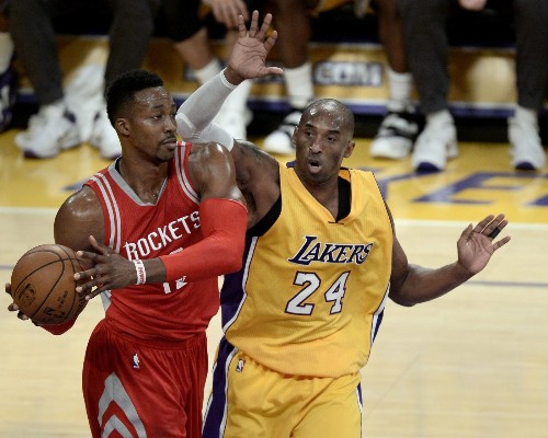 Five takeaways from the Lakers' 107-87 loss to the Houston Rockets - Los Angeles Times