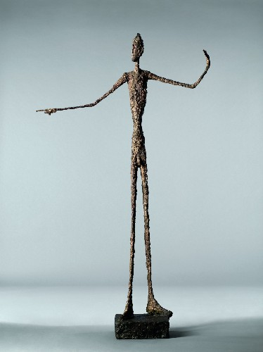 Giacometti sculpture, Picasso painting poised to break auction records - Los Angeles Times