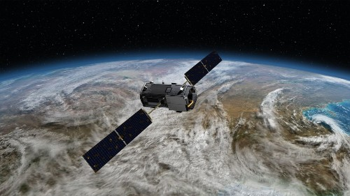 NASA makes second attempt to launch CO2-measuring satellite - Los Angeles Times