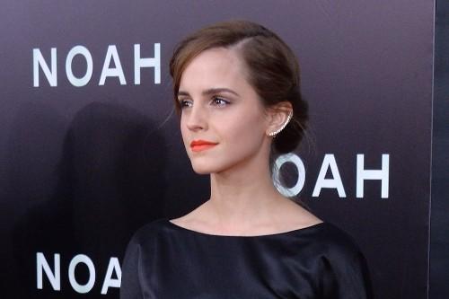 Emma Watson downplays 'Little Mermaid' casting rumors 'for now'