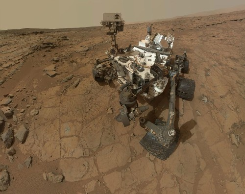 NASA's Curiosity rover finds fresh signs of ingredients for life on Mars - Los Angeles Times