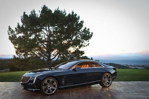 Cadillac debuts full-size Elmiraj concept coupe at Pebble Beach