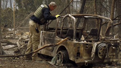 Officials in Paradise limited evacuation alerts as fire moved in - Los Angeles Times